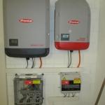 Fronius Symo Hybrid und Symo Wechselrichter