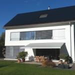 Fertige PV Anlage in Gottlieben