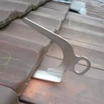 Dachhaken für Betrieb und Unterhalt