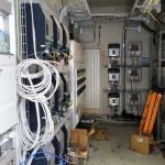 Wechselrichter mit total 72kW Leistung