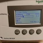 Leistung von 13.9kW auf der DC Seite Batterie