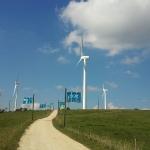 Windräder Jura